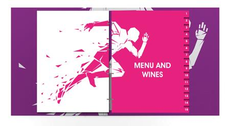 London 2017 tender - Menu and Wine